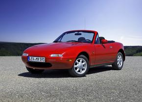 100 jaar Mazda Autoworld