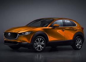 Mazda Garibaldi Orange 1 April 2020