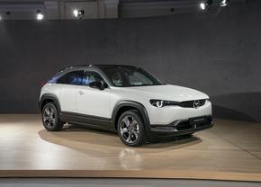 Mazda au Salon de l'auto de Bruxelles 2021