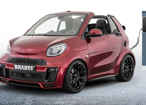 Brabus smart Ultimate E 2020