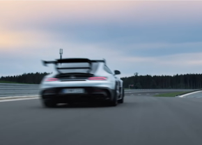 Mercedes-AMG GT Black Series video