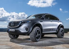 Mercedes-Benz EQC 4×4² Concept (2020)
