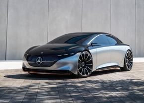 Mercedes EQS Range