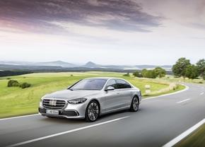 Mercedes S-Klasse W223 (2020)