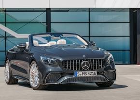 Mercedes-AMG S 65 Cabrio 2020