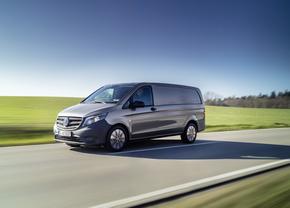 Mercedes Vito facelift 2020