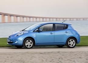 10 jaar Nissan Leaf