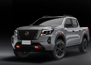 Nissan Navara facelift 2020