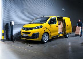 Opel Vivaro-e elektrisch bestelwagen