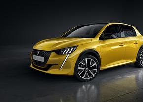 Peugeot 208 auto van het jaar 2020 coty