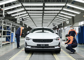 Polestar 2 production leverdatum