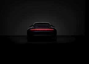 Porsche 911 992 Turbo S 2020 Genève teaser