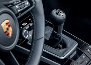 Porsche 911 Carrera S manueel versnellingsbak