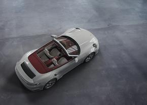 Porsche 911 duotone leder Exclusive Manufaktur