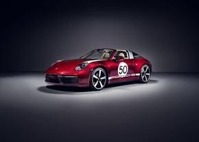 Porsche 911 992 Targa 4S Heritage Design Edition Exclusiv Manufaktur 2020