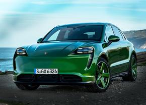 Porsche Macan EV info