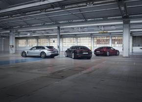 Porsche Panamera 4 Turbo S E-Hybrid 2020