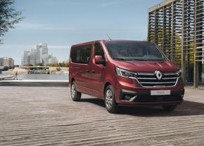 Renault Trafic facelift 2020