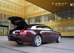 Rolls Royce Wraith shooting brake Niels Van Roij Carat Duchatelet