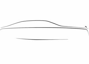 Rolls-Royce Ghost teaser 2020