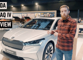 Skoda Enyaq iV video Autofans