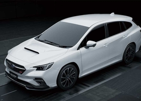 Subaru Levorg STi 2020