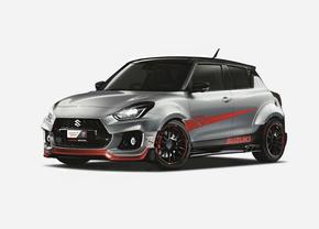 Suzuki Swift Sport Katana concept Tokio 2020