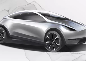 Tesla Hatchback Model 1
