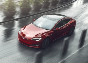 Tesla Model S Palladium