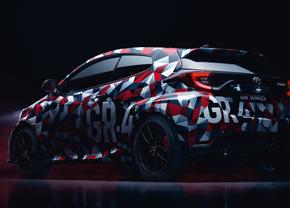 Toyota GR yaris WRC