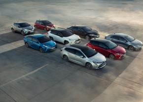 Toyota hybrides verkoop
