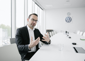 Christian Senger Volkswagen software