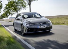Volkswagen Golf inschrijvingen Europa