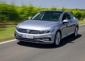 Volkswagen Passat berline toekomst