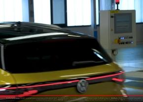 volkswagen id.4 spyshot rear