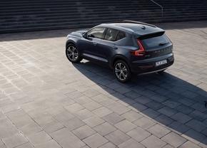 Volvo XC40 T4 Recharge hybride prijs CO2