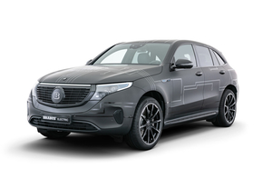 Brabus Electric Concept Mercedes EQC 2020