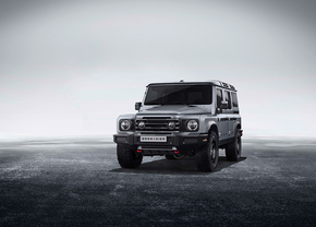Ineos Grenadier Land Rover Defender