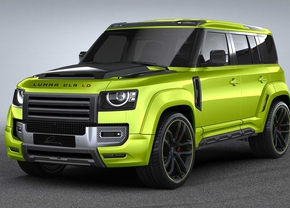 Lumma Design CLR LD Land Rover Defender 2020
