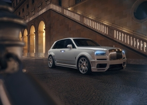 Spofec Rolls-Royce Cullinan Overdose 2020