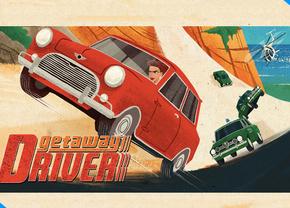 Corona Lockdown Board Game cars racing