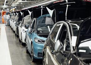 Elektrische auto batterij prijs productie