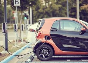 Elektrische auto publieke laadpunten wereldwijd