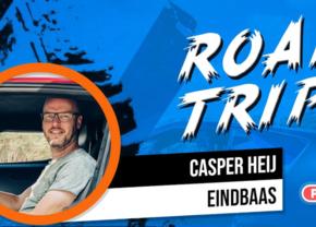Auto podcast Autofans Roadtrip Casper Heij