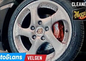 Velgen reinigen wassen kuisen Meguiars Autofans hulp info