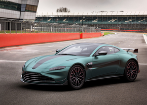 Aston Martin F1 Safety Edition