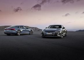 Audi e-tron GT & RS e-tron GT (2021)