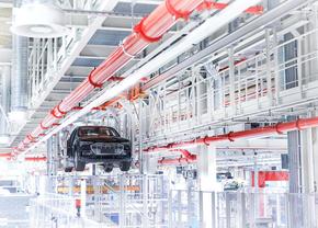Audi E-Tron productie Brussel
