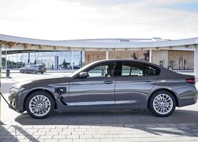 Nouvelles hybrides d'entrée de gamme pour les BMW Série 3 et 5