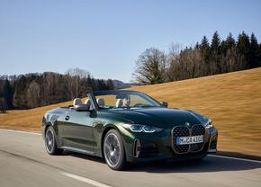 BMW 4 Reeks Cabrio, X1, X2, i3 update